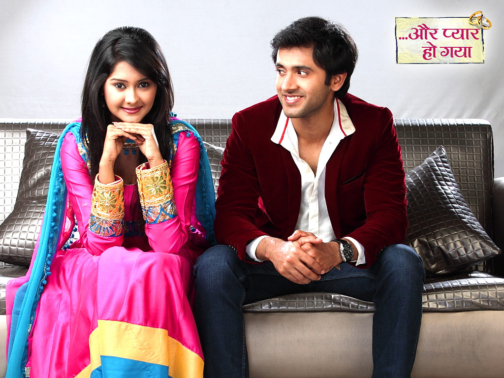 Wedding bells for Raj and Avni of Aur Pyar ho Gaya