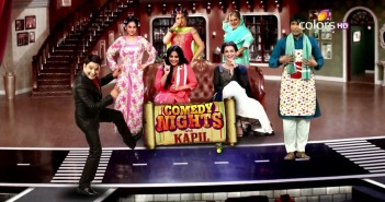Comedy Nights with Kapil Vidya Balan and Dia Mirza for Bobby Jasoos