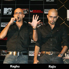 Raghu and Rajiv