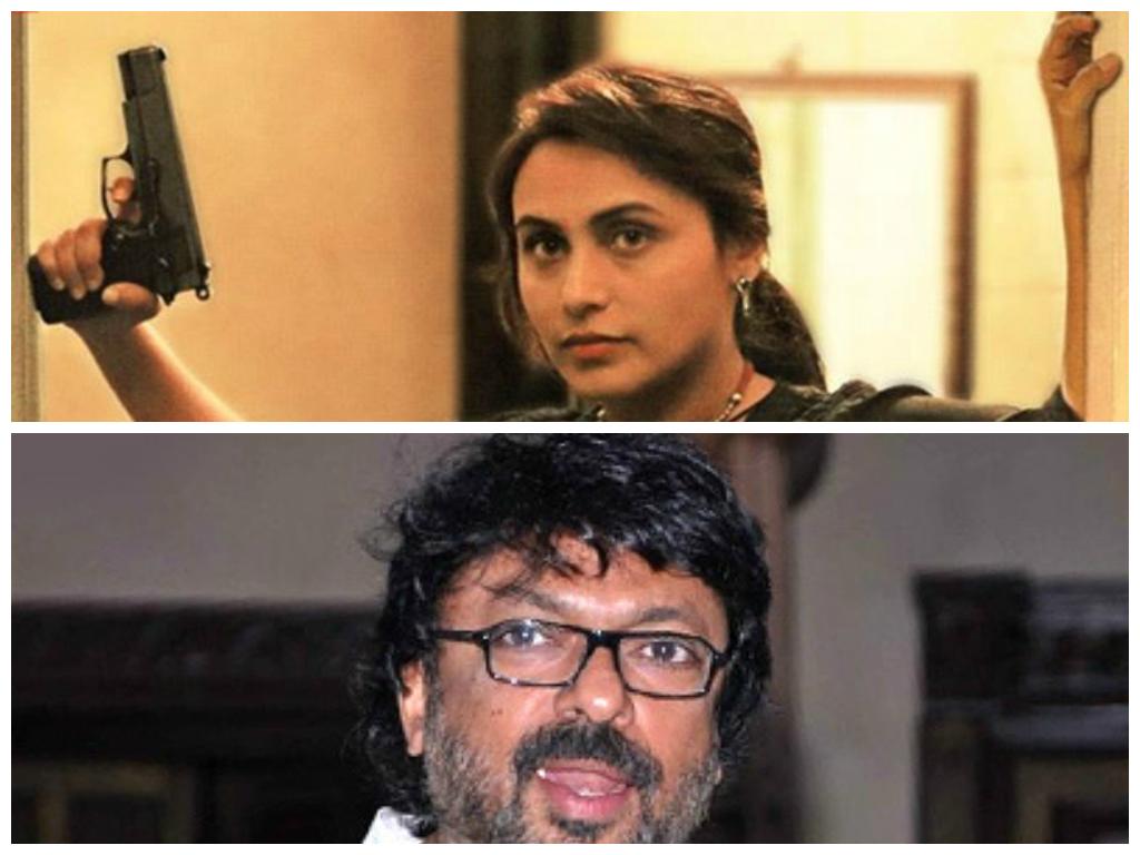 Rani Mukherjee and Sanjay Leela Bansali