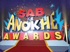 SAB ANOKHE AWARDS
