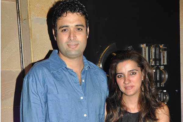 Shruti Seth and Danish Aslam