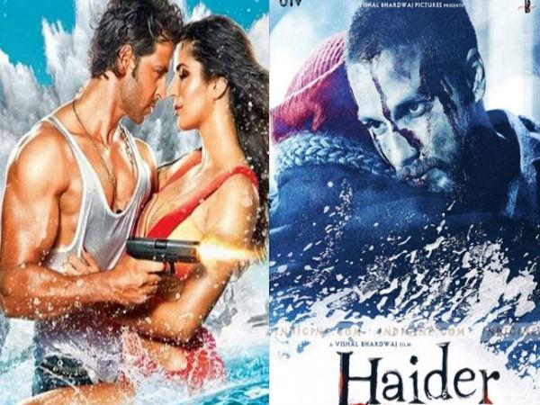 Haider VS Bang Bang