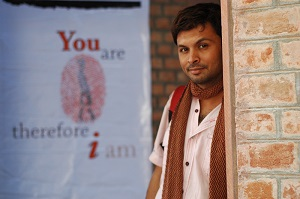 Gay right activist Harish Iyer