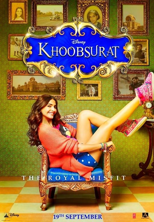 Sonam Kapoor Khoosurat