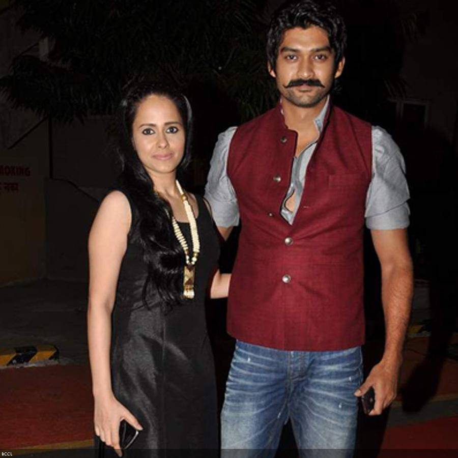 Natasha Sharma and Aditya Redij