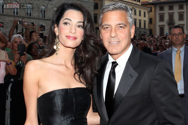 Gerorge Clooney