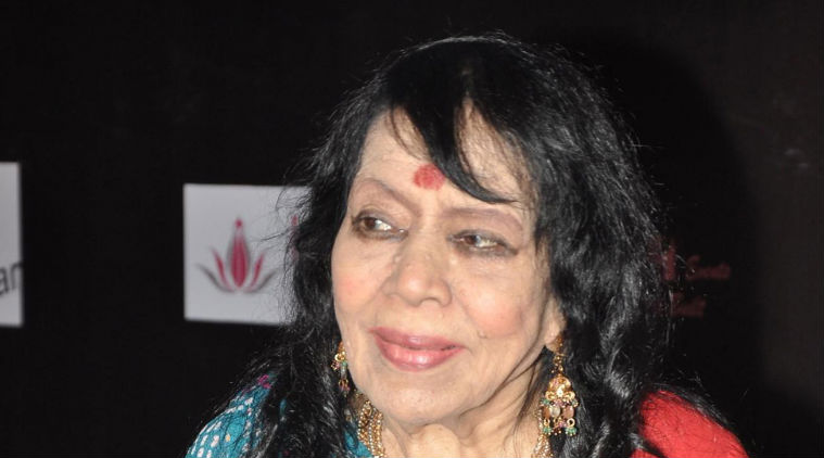 Kathak danseuse Sitara Devi