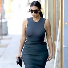 Kim Kardashian missing lingerie