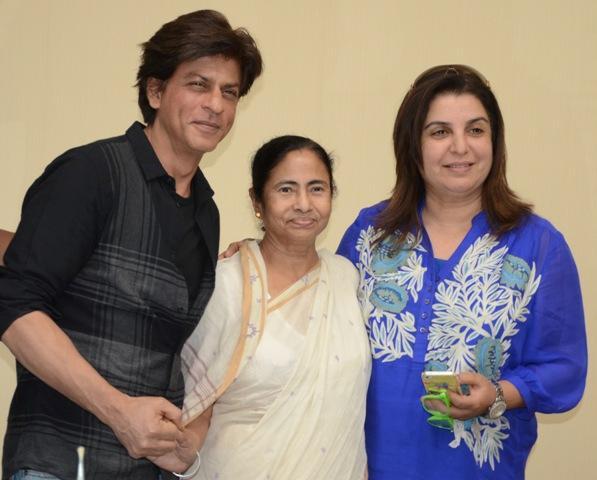 SRK_Mamata