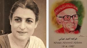 Urdu-drama-festival K.A.Abbas-Begum-Zaidi