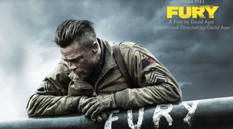 Fury starring Brad Pitt to be dubbed in Hindi