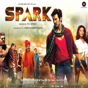 spark movie poster