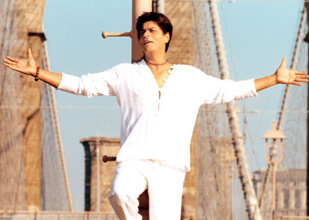 shah rukh khan eight romantic avatar in kal ho na ho