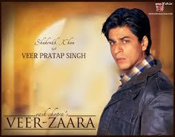 shah rukh khan romantic avatar in Veer Zaara
