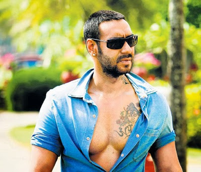 Double Devgn Ajay Devgn in Action Jackson