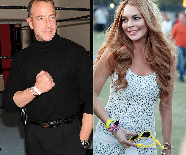 "Actress Lindsay Lohan was reportedly not invited to her father's wedding. The 28-year-old, whose father Michael Lohan tied the knot with long-term girlfriend Kate Major Oct 30, was absent from the nuptials because he did not invited her for it, reports tmz.com. The ceremony took place at Hillsboro Beach, Florida, and it was so private that Michael did not even invite the ""Mean Girls"" actress' siblings."