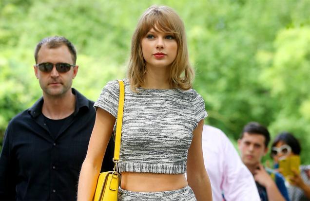 Singer Taylor Swift humiliation