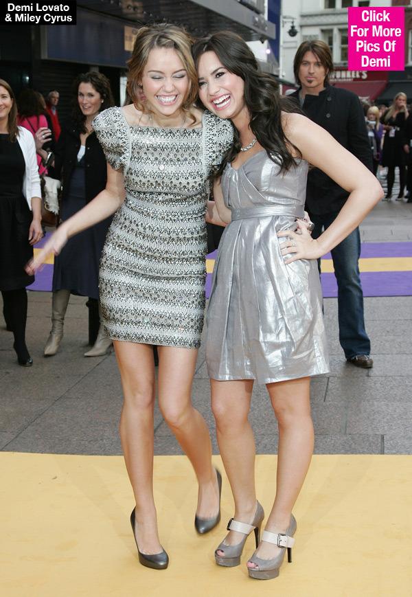 Demi Lovato Disses Miley Cyrus