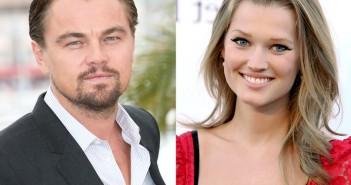 Toni Garrn Leonardo DiCaprio
